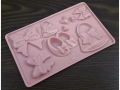 Plastic mold, COTTON   DD-34