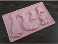 Plastic mold, CAT  DD-46