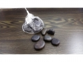 Dark decorative stones 500 g   MB-11401