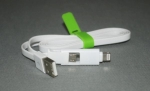 Cable charger USB / micro USB Iphone 5 and 6  MB-6676