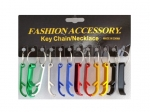 Aluminum bottle opener keychain   MJ8502