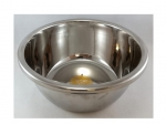 Stainless steel bowl 22 cm  MJ8060